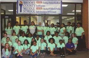 Brooks Co
